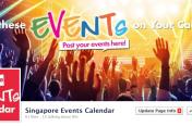 Singapore Events Calendar