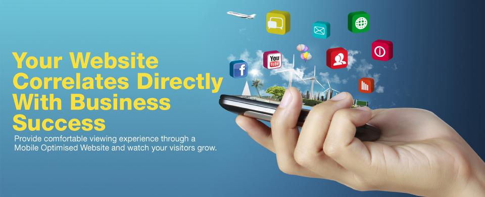 Mobile-Optimised-Website
