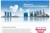 Health Supplement Singapore