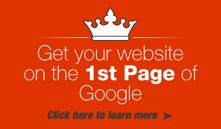 Get your website on the first page