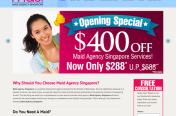 Maid Agency Singapore