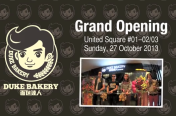 Duke Bakery Grand Opening